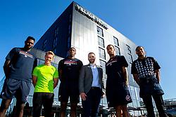 Bristol Flyers sponsor meet Village Hotel - Mandatory by-line: Robbie Stephenson/JMP - 18/09/2019 - BASKETBALL - Areospace - Bristol, England - Bristol Flyers Sponsor Meets