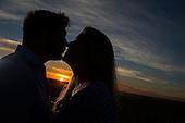 Austin and Caroline Port Aransas Engagement Session