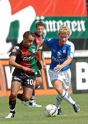 14-08-2005 VOETBAL: NEC - FC UTRECHT: NJMEGEN<br /> <br /> FC Utrecht is de nieuwe competitie gestart met een doelpuntloos gelijkspel bij NEC / <br /> <br /> ©2005-www.fotohoogendoorn.nl
