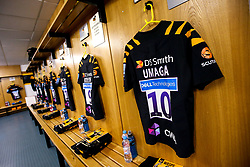 A general view of the Wasps dressing room - Mandatory by-line: Robbie Stephenson/JMP - 05/01/2020 - RUGBY - Ricoh Arena - Coventry, England - Wasps v Northampton Saints - Gallagher Premiership Rugby