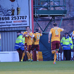 Motherwell v Partick Thistle | Scottish Premiership | 27 December 2014