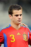 FOOTBALL - UNDER 21 - FRIENDLY GAME - FRANCE v SPAIN - 24/03/2011 - PHOTO GUILLAUME RAMON / DPPI - JOSE FERNANDEZ (SPA)