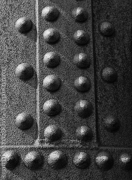 Rivets detail