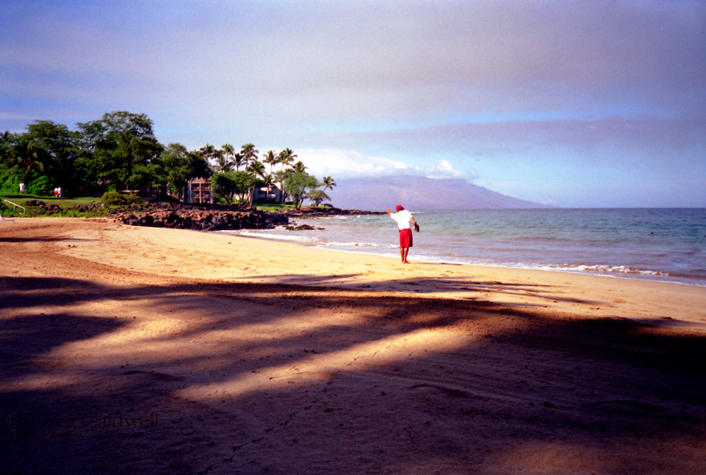 Images of Hawaii pointing the camera away from the ocean as much as toward it.Images of Hawaii pointing the camera away from the ocean as much as toward it.Santa Fe and surrounding areas.