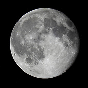 Telescopic Moon 07-12-2014