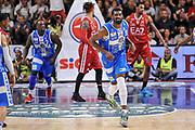 DESCRIZIONE : Campionato 2014/15 Dinamo Banco di Sardegna Sassari - Olimpia EA7 Emporio Armani Milano Playoff Semifinale Gara3<br /> GIOCATORE : Shane Lawal<br /> CATEGORIA : Ritratto Esultanza Curiosità<br /> SQUADRA : Dinamo Banco di Sardegna Sassari<br /> EVENTO : LegaBasket Serie A Beko 2014/2015 Playoff Semifinale Gara3<br /> GARA : Dinamo Banco di Sardegna Sassari - Olimpia EA7 Emporio Armani Milano Gara4<br /> DATA : 02/06/2015<br /> SPORT : Pallacanestro <br /> AUTORE : Agenzia Ciamillo-Castoria/L.Canu