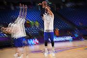 Pietro Aradori<br /> Nazionale Italiana Maschile Senior<br /> Eurobasket 2017 - Group Phase<br /> Lituania Italia Lithuania Italy<br /> FIP 2017<br /> Tel Aviv, 03/09/2017<br /> Foto M.Ceretti / Ciamillo - Castoria