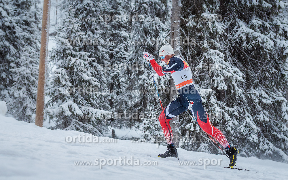 26.11.2016, Nordic Arena, Ruka, FIN, FIS Weltcup Langlauf, Nordic Opening, Kuusamo, Herren, im Bild Emil Iversen (NOR) // Emil Iversen of Norway during the Mens FIS Cross Country World Cup of the Nordic Opening at the Nordic Arena in Ruka, Finland on 2016/11/26. EXPA Pictures © 2016, PhotoCredit: EXPA/ JFK