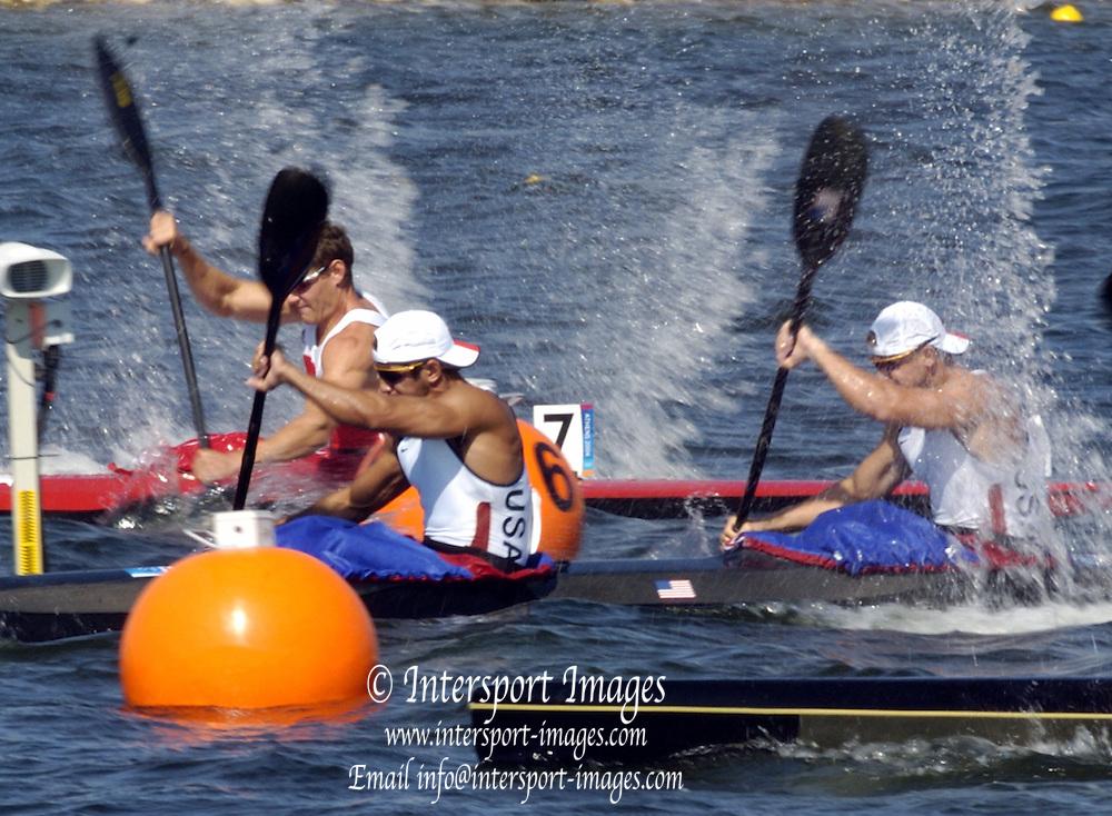 2004 Olympics - Canoe/Kayak Flatwater Racing | Intersport Images