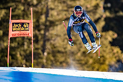 15.12.2016, Saslong, St. Christina, ITA, FIS Ski Weltcup, Groeden, Abfahrt, Herren, 1. Training, im Bild Andreas Romar (FIN) // Andreas Romar of Finland in action during the 2nd practice run of men's Downhill of FIS Ski Alpine World Cup at the Saslong race course in St. Christina, Italy on 2016/12/15. EXPA Pictures © 2016, PhotoCredit: EXPA/ Johann Groder