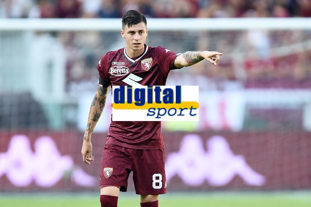 Daniele Baselli<br /> Torino 19-08-2018 Stadio Olimpico Grande Torino <br /> Football Calcio Serie A 2018/2019 Torino - Roma Foto Daniele Buffa / Image Sport / Insidefoto