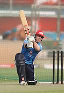 IPL 2012 Daredevils Training Delhi 6 May
