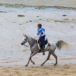 Ana Carla Maciel, (BRA), Odm Bahrain<br /> Alltech FEI World Equestrian Games™ 2014 - Normandy, France.<br /> © Hippo Foto Team - Leanjo de Koster<br /> 25/06/14
