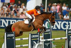 Thijssen Sanne, NED, Expert<br /> European Championship Children, Juniors, Young Riders - Fontainebleau 1028<br /> © Hippo Foto - Dirk Caremans<br /> Thijssen Sanne, NED, Expert