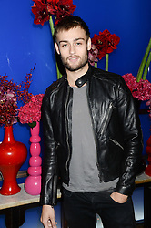 DOUGLAS BOOTH at the launch of Dim Sum Sundays by Hakkasan at Hakkasan, Hanway Place, London on 8th September 2013.