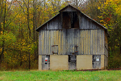 24 October 2017:  Rustic Barn.<br /> <br />  Parke County Indiana is the site of the Indiana Covered Bridge Festival every October