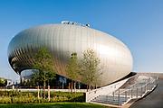 The City of Wine, Bordeaux, France. Architect: XTU Architects, 2016.