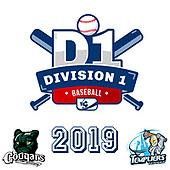 Division 1 Baseball - Regular season Game 5