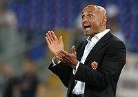 Fotball<br /> Italia<br /> Foto: Inside/Digitalsport<br /> NORWAY ONLY<br /> <br /> Luciano Spalletti, allenatore AS Roma<br /> <br /> Roma vs Gent 3-1<br /> Europa League <br /> Roma, 30/07/2009