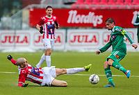 FotballFørstedivisjonTromsø IL vs HamKam27.04.2014Zdenek Ondrasek, TromsøViktor Adebahr, HamKam