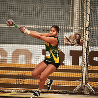 Dacia Gramlick, Alberta, 2019 U SPORTS Track and Field Championships on Thu Mar 07 at James Daly Fieldhouse. Credit: Arthur Ward/Arthur Images