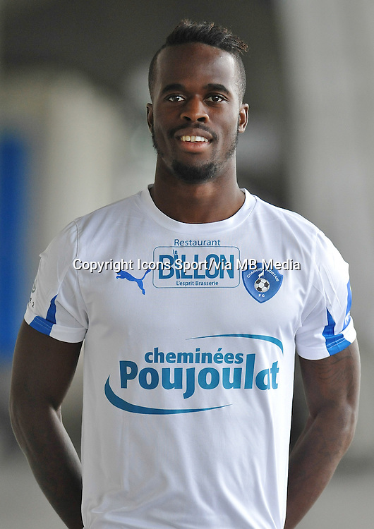 Greg HOULA - 26.10.2013 - Photo Officielle - Niort -<br /> Photo : Icon Sport
