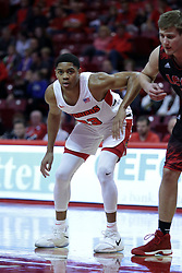 05 November 2017:  William Tinsley during aLewis College Flyers and Illinois State Redbirds in Redbird Arena, Normal IL