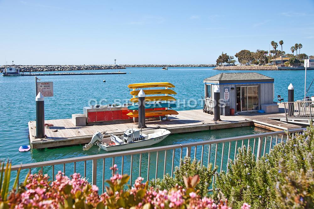 Dana Point Harbor Fuel Dock