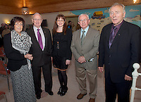 At the Launch of the SCCUL Sanctuary at Kilcuan, Clarinbridge were <br /> Photo:Andrew Downes