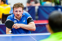 (IRL) JUDGE Colin in action during 15th Slovenia Open - Thermana Lasko 2018 Table Tennis for the Disabled, on May 10, 2018 in Dvorana Tri Lilije, Lasko, Slovenia. Photo by Ziga Zupan / Sportida