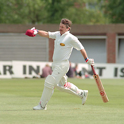 ALAN LAMB NORTHANTS CC, Northants County Cricket v New Zealand, Wantage Road Northampton 15th May 1994