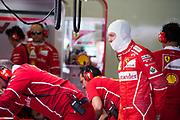 October 27-29, 2017: Mexican Grand Prix. Sebastian Vettel (GER), Scuderia Ferrari, SF70H