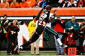 OH: Philadelphia Eagles v Cincinnati Bengals (Nov 16 2008)