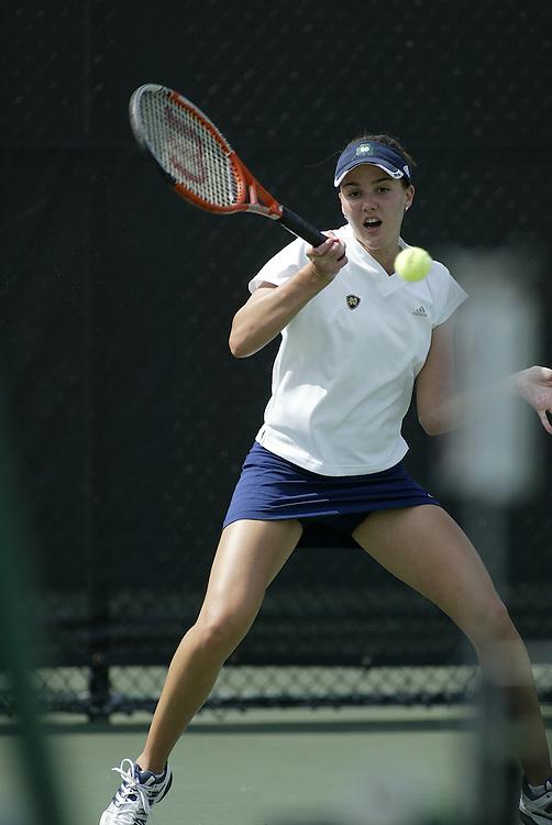 2003 Notre Dame Women's Tennis