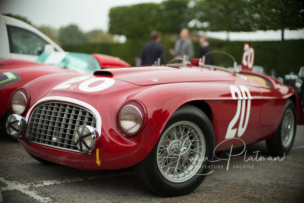 Concours of Elegance London 2014