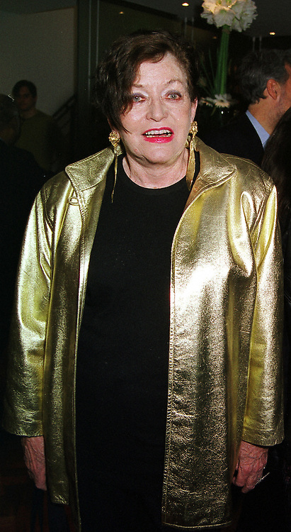 COMTESSE MAXIME DE LA FALAISE at a party in London on 29th November 1999.MZN 65 wolo