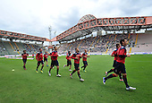 2012/04/07 Cagliari vs Inter 2-2