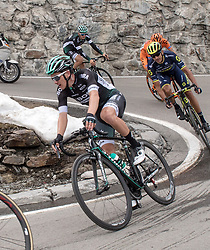 23.05.2017, Bormio, ITA, Giro d Italia 2017, 16. Etappe, Rovetta nach Bormio, im Bild Patrick Konrad (AUT, Bora - Hansgrohe) // Patrick Konrad (AUT, Bora - Hansgrohe) during the 16th stage of the 100th Giro d' Italia cycling race from Rovetta to Bormio, in Bormio Italy on 2017/05/23. EXPA Pictures © 2017, PhotoCredit: EXPA/ R. Eisenbauer