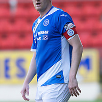 St Johnstone FC… Season 2016-17<br />Brian Easton<br />Picture by Graeme Hart.<br />Copyright Perthshire Picture Agency<br />Tel: 01738 623350  Mobile: 07990 594431