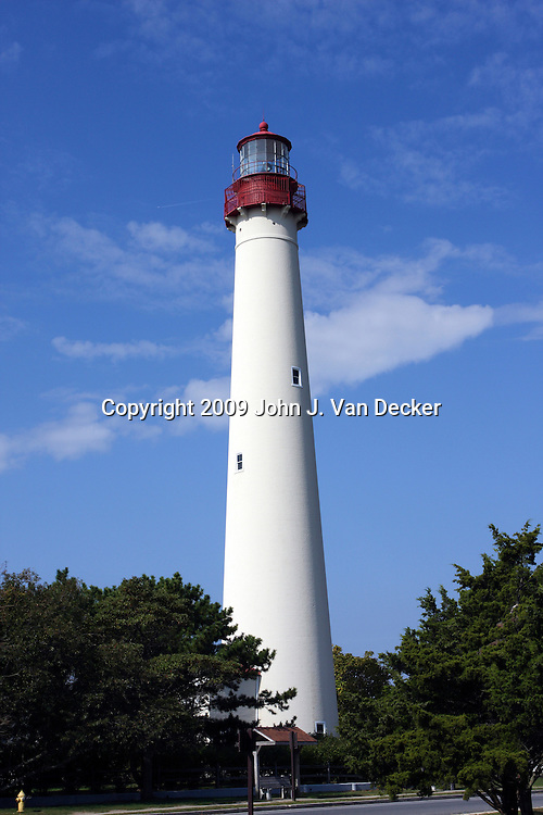 Cape May Lighthouse, Cape May Point, NJ