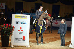 Wernke, Jan (GER), Queen Mary<br /> Dortmund - Signal Iduna Cup 2016<br /> Grosser Preis der Bundesrepublik<br /> © www.sportfotos-lafrentz.de / Stefan Lafrentz