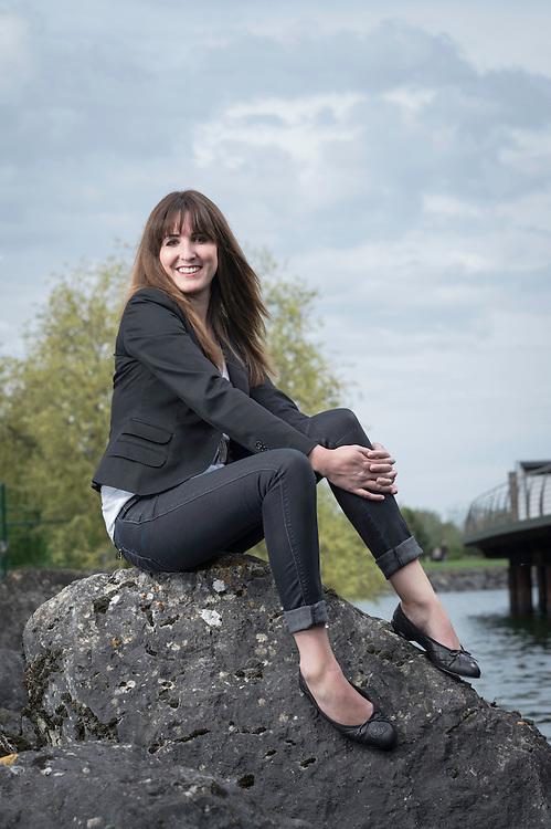 Catia Hofmann, vice-présidente de Parmigiani-Fleurier. Neuchâtel, 7 mai 2013.