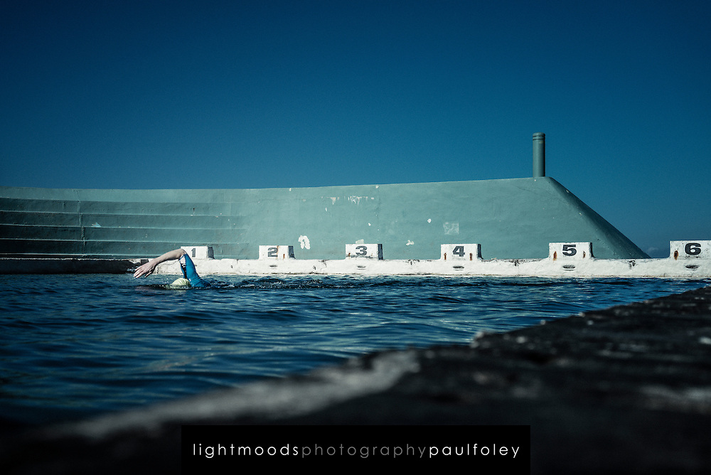 Cathedral of the coast - Australia's ocean pools series