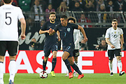 Jake Livermore of England during the International Friendly match between Germany and England at Signal Iduna Park, Dortmund, Germany on 22 March 2017. Photo by Phil Duncan.
