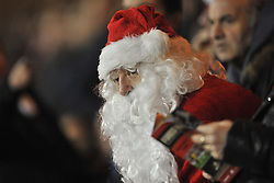 Santa Claus is a Forest Fan, Nottingham Forest v Leeds United, Sky Bet Championship, City Ground, Sunday 27th December 2015