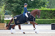 Madeleine Witte Vrees - Cennin<br /> CDI Roosendaal 2016<br /> © DigiShots