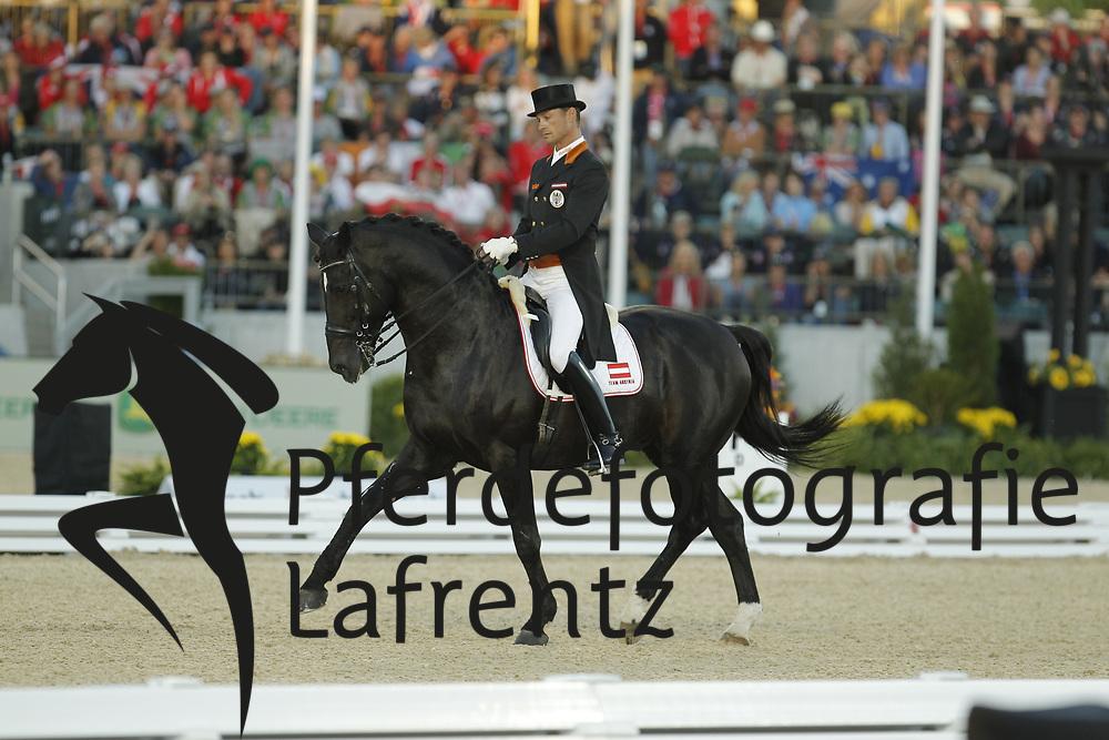 GMOSER Peter, Cointreau<br /> Kentucky - Alltech FEI WEG 2010<br /> /Stefan Lafrentz