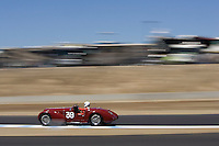 MONTEREY, CA - AUGUST 18:  Robert McMonnell races a 1963 Watson Turbo during the Monterey Historic Automobile Races at the Mazda Raceway Laguna Seca on August 18, 2007 in Monterey, California.  (Photo by David Paul Morris)