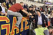 DESCRIZIONE : Campionato 2014/15 Virtus Acea Roma - Enel Brindisi<br /> GIOCATORE : Dejan Bodiroga Gate<br /> CATEGORIA : Fair Play Ultras Tifosi Spettatori Pubblico<br /> SQUADRA : Virtus Acea Roma<br /> EVENTO : LegaBasket Serie A Beko 2014/2015<br /> GARA : Virtus Acea Roma - Enel Brindisi<br /> DATA : 19/04/2015<br /> SPORT : Pallacanestro <br /> AUTORE : Agenzia Ciamillo-Castoria/GiulioCiamillo