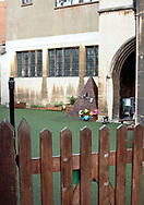 08.01.2018; London: PRINCESS CHARLOTTE TO START NUSERY SCHOOL<br />Willcocks Nusery school looking all tidy for the arrival of Princess Charlotte today.<br />2-year-old Princess Charlotte started as a &ldquo;signet&rdquo; at  Willcocks Nusery School that is based in the Holy Trinity Church in Kensington.<br />Term fees at the school are &pound;3050 for a morning session and &pound;1800 for the afternoon.<br />A short distance from their Kensington Palace home the nusery believes in learning through play. Included in the education are literacy, mathematics and French.<br />Mandatory Photo Credit: &copy;NEWSPIX INTERNATIONAL<br /><br />IMMEDIATE CONFIRMATION OF USAGE REQUIRED:<br />Newspix International, 31 Chinnery Hill, Bishop's Stortford, ENGLAND CM23 3PS<br />Tel:+441279 324672  ; Fax: +441279656877<br />Mobile:  07775681153<br />e-mail: info@newspixinternational.co.uk<br />Usage Implies Acceptance of OUr Terms &amp; Conditions<br />Please refer to usage terms. All Fees Payable To Newspix International